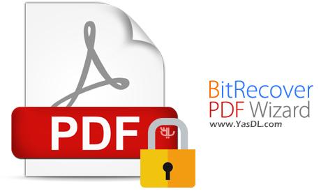 BitRecover Lock / Unlock PDF Wizard 1.1 Crack