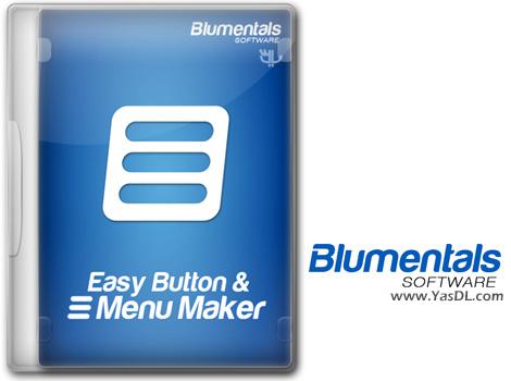 Blumentals Easy Button & Menu Maker Pro 5.1.0.35 Crack