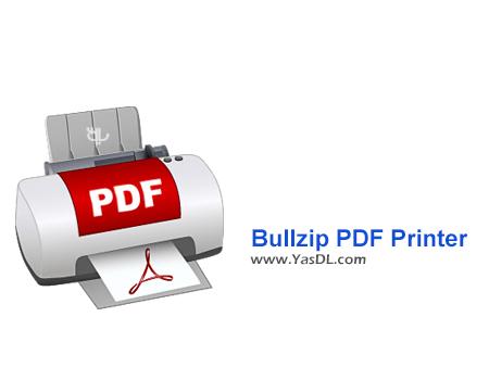 Bullzip PDF Printer 10.16.0.2426 Crack