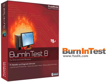 PassMark BurnInTest Pro 8.1 Build 1025 Crack