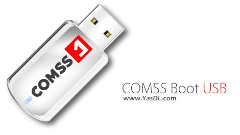COMSS Boot USB 2017.12 Crack
