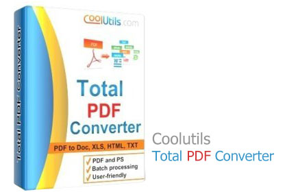 Coolutils Total PDF Converter 6.1.123 Crack