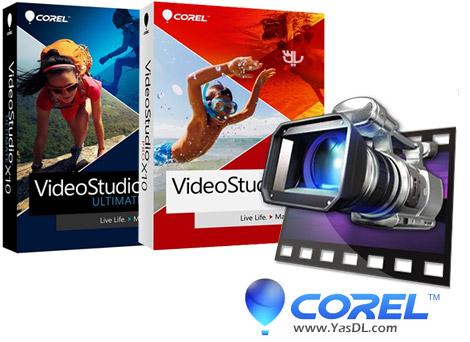 Corel VideoStudio Pro / Ultimate X10 20.5.0.60 x86/x64 Crack
