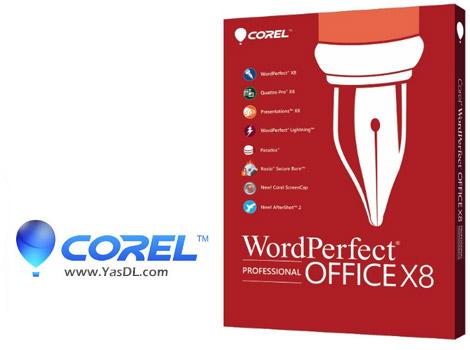 Corel WordPerfect Office X8 Professional 18.0.0.200 Crack