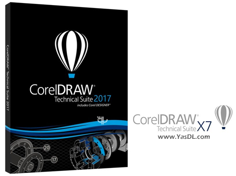 CorelDRAW Technical Suite 2017 19.1.0.414 - Corel Design Kit Crack