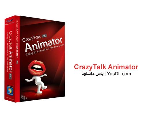 CrazyTalk Animator 3.22.2426.1 Crack
