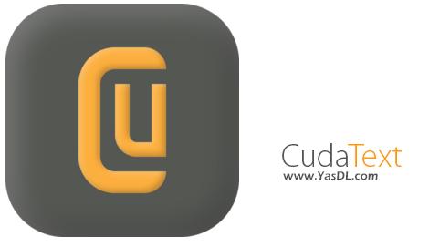 CudaText 1.38.3.0 Crack