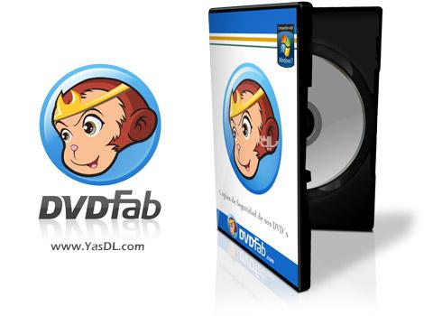 DVDFab 10.0.7.8 x64 + Portable Crack