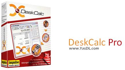 DeskCalc Pro 8.0.6 Crack