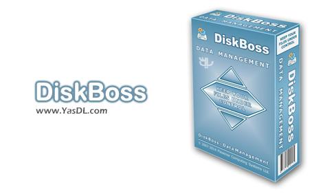 DiskBoss 9.2.18 X86/x64 - Hard Disk Scan And Optimization Software Crack