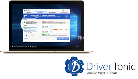 Driver Tonic 1.0.0.7 - Driver Management And Driver Updates Crack