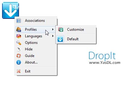 DropIt 8.3 + Portable Crack