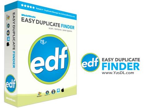 Easy Duplicate Finder 5.10.0.992 Crack