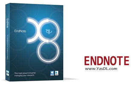 Endnote X8.2.0 Build 11343 + Portable Crack