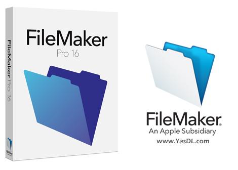 FileMaker Pro 16 Advanced 16.0.4.403 + Server 16.0.4.406 Crack