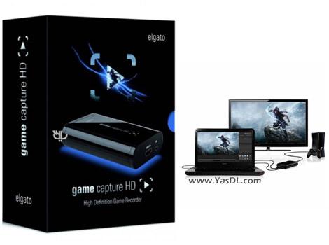 Game Capture HD 3.60.100.2600 x64 Crack