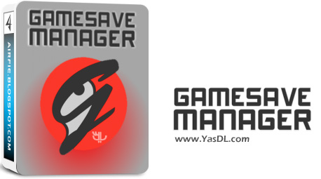 GameSave Manager 3.1.449.0 Crack