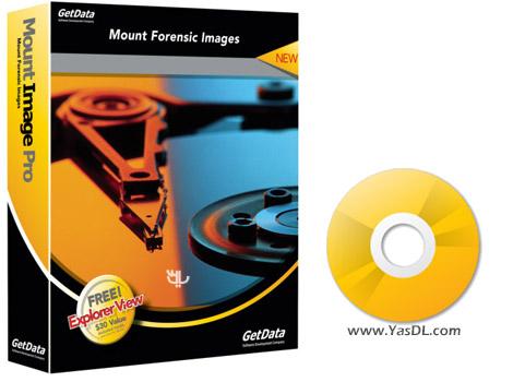 GetData Mount Image Pro 6.2.0.1681 x86/x64 Crack
