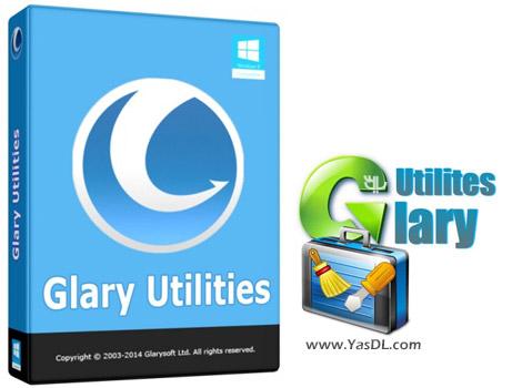 Glary Utilities Pro 5.91.0.112 + Portable Crack