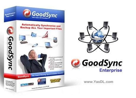 Goodsync Enterprise 10.7.2.4 Crack