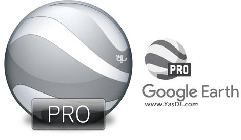 Google Earth Pro 7.3.1.4505 Final + Portable Crack