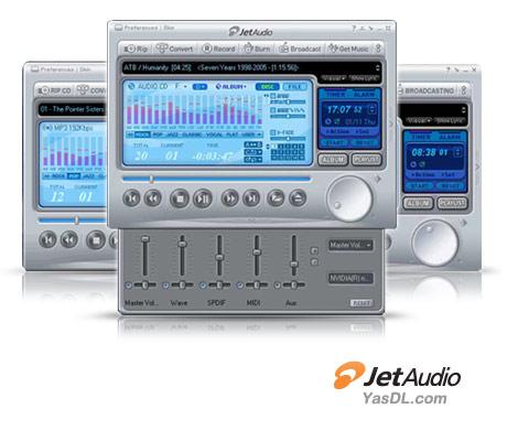 JetAudio 8.1.6.20701 Plus Retail + Portable Crack