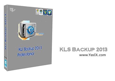 KLS Backup 2017 Professional 9.0.2.8 Crack