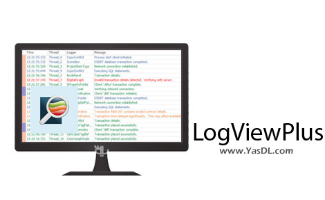LogViewPlus 2.1.0 – The Software View And Examine Files And Logs Crack