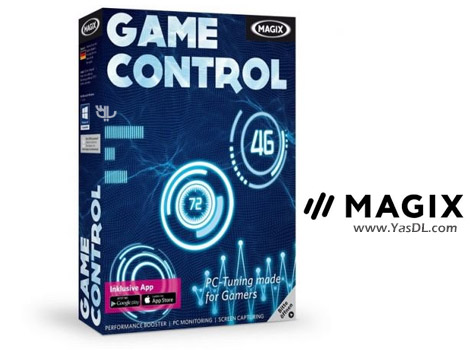 MAGIX Game Control 2.3.2.433 - A Powerful Bundle For Gamers Crack