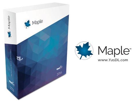 Maplesoft Maple 2017.0 Crack