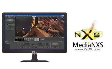 MediaNXS 6.0.166 – Software Record And Playback Audio Files And Video Crack