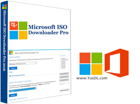 Microsoft ISO Downloader Pro 2018 1.8 – Get Version