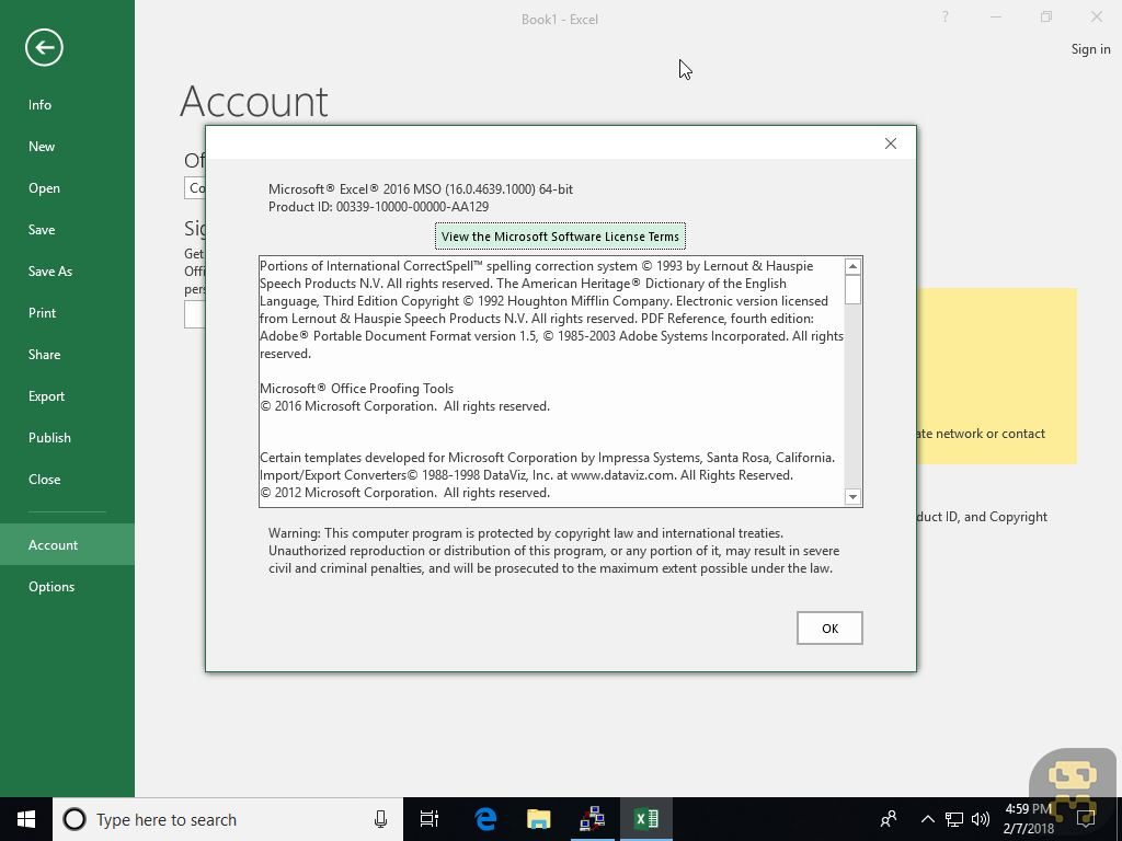 Office Microsoft Office 2016 Pro Plus February2018 + Crack Crack