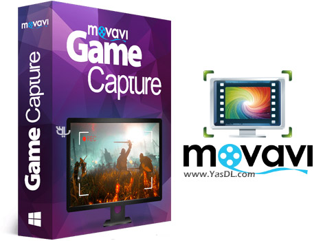 Movavi Game Capture 5.4.0 x64 Crack