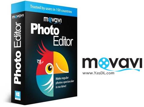 Movavi Photo Editor 5.1.0 + Portable Crack