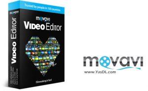 Movavi Video Editor Plus 14.2.0 + Portable Crack