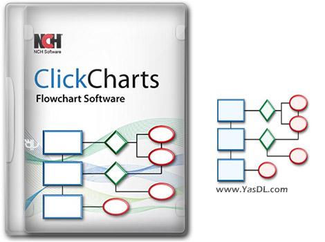 NCH ClickCharts Pro 2.03 Crack