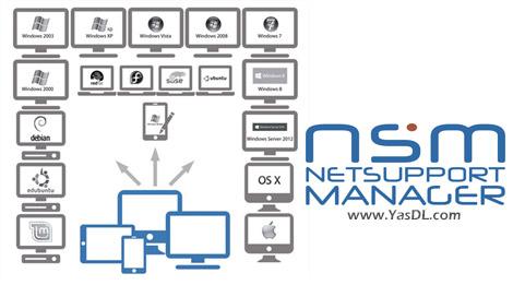 NetSupport Manager 12.50.0003 Crack
