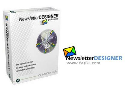 NewsletterDesigner Pro 11.3.7 Crack