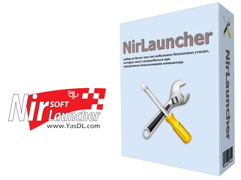 NirLauncher Package 1.20.36 – Collection Of Useful Tools And Applications For Windows Crack