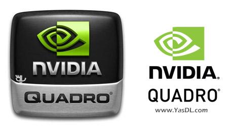 nVIDIA Quadro Desktop/Notebook Driver 385.08 Crack