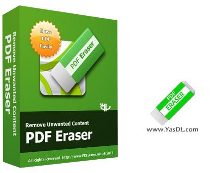 PDF Eraser Pro 1.8.6.4 + Portable Crack