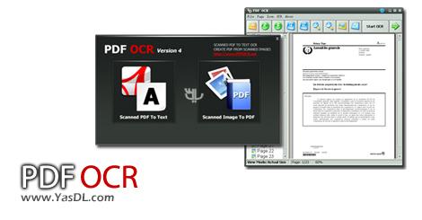 PDF OCR 4.4.0 Crack
