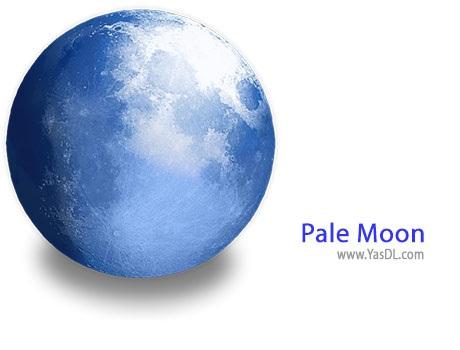 Pale Moon 27.6.1 x86/x64 + Portable Crack
