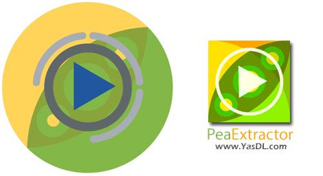 PeaExtractor 1.2 x86/x64 + Portable Crack
