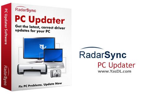 RadarSync PC Updater 4.1.0.16651 + Portable Crack
