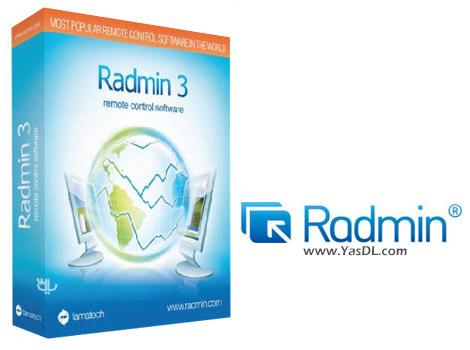 Radmin Remote Control 3.5 - Remote Control Software Systems Crack