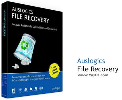 Auslogics File Recovery 8.0.1.0 + Portable Crack
