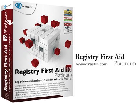 Registry First Aid Platinum 11.0.2 Build 2455 x86/x64 Crack
