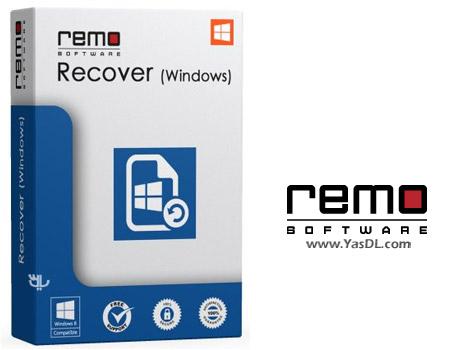 Remo Recover Windows 4.0.0.65 + Portable Crack